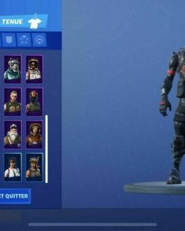 Fortnite Account Black Knight +50 Skins