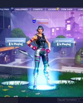 Sparkle Specialsit Fortnite account