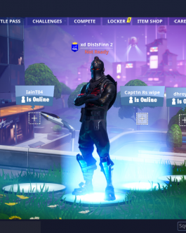 Black knight Almost gone free fortnite account