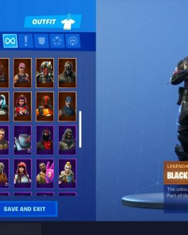 very RARE fortnite account, full access ( CHEAP PRICE )