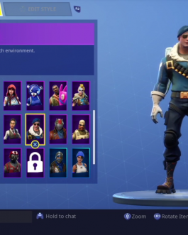 Fortnite Bomber Skin – very cheap – Buy Now