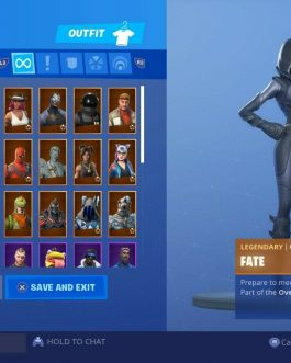 Fortnite account for sale with very Rare items