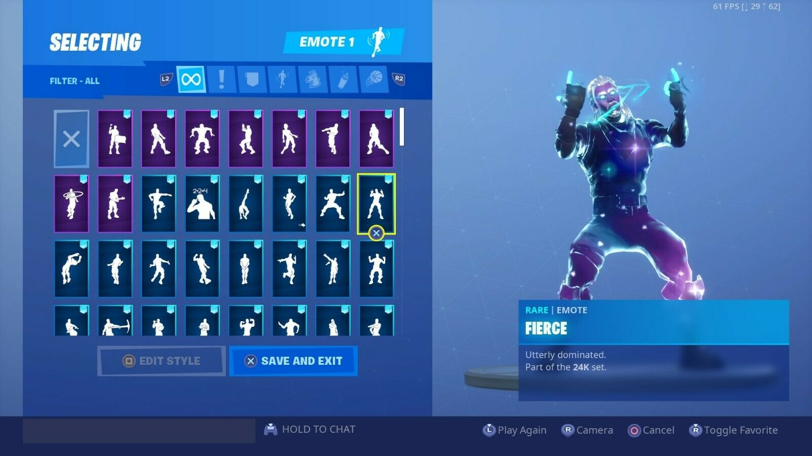 Fortnite account for sale with very Rare items – Fortnite ...