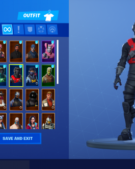 Fortnite Account OG Geforce Bundle + more skins and 1080 vbucks