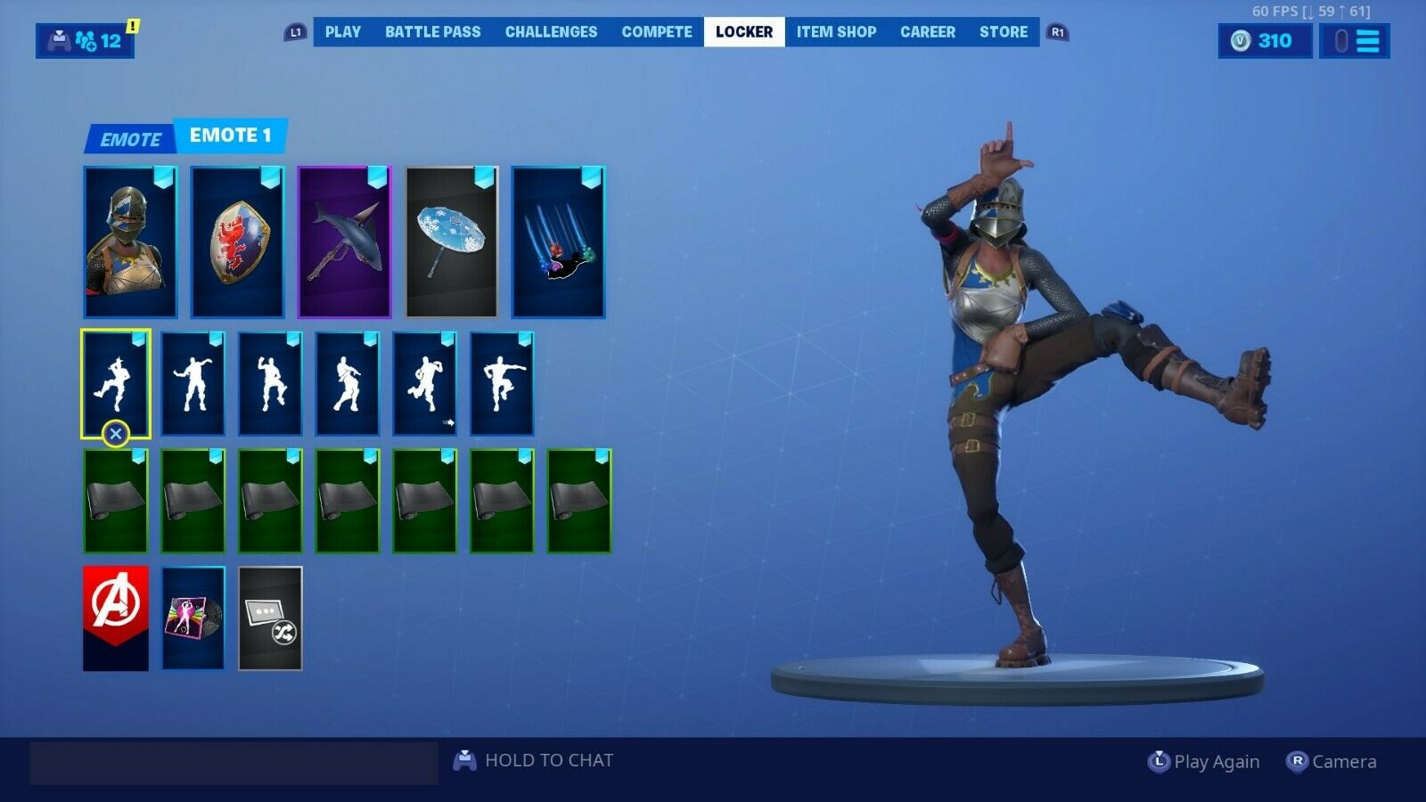 Royale Knight Season 1 9 80 Skins And 250 Emotes And Sprays Account Overall Level 439 With Battle Pass From Every Season Fortnite Accounts For Sale Season 1 vs season 9 trivia challenge (fortnite). royale knight season 1 9 80 skins and