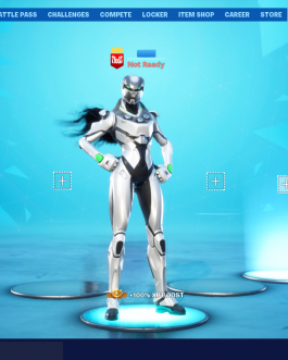 Fortnite account with STW – Email changeable S4-10  Eon, Stealth Reflex – 84 skins