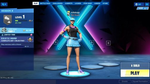 Fortnite Account - Season 1-9 + Deluxe Save the World