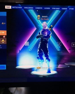 Fortnite galaxy skin account – FULL ACCESS