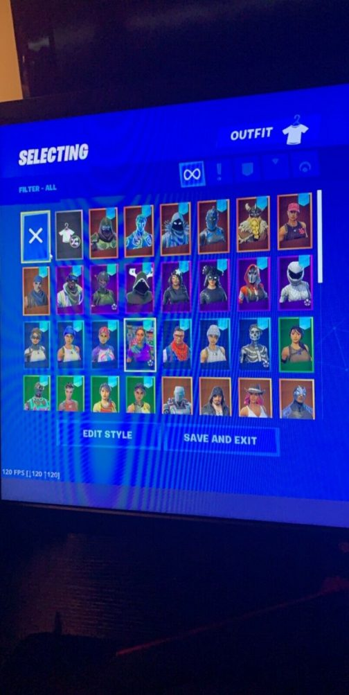 fortnite account for sale With Save The World