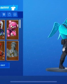 Stacked Fortnite Account 50+ Skins – buy fortnite account