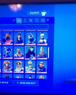 🔥🔥🔥Rare Og Fortnite Account 💯💯💯Read Description