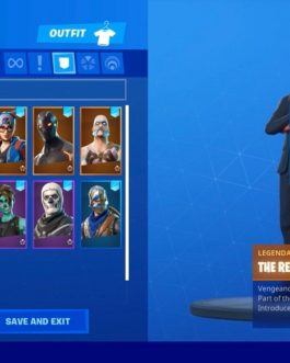 Rare 🔥 Fortnit Account Renegade Raider,OG Ghoul,Black Knight (Read Description)