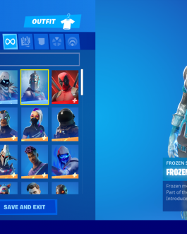 NEW FORTNlTE Account 120+ Skins Rare Items PC/Xbox/Nintendo Switch Compatible