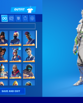 NEW FORTNlTE Account for sale 65 Skins Rare Items PS4 & 5/PC/Nintendo Switch Compatible