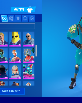 NEW FORTNlTE Account for sale 120+ Skins Rare Items PC Compatible