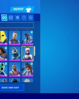 Og ⛏FN ⛏ACCOUNT Season 1 100s OF SKINS AND More. Glow skin Minty AXE! Read desc