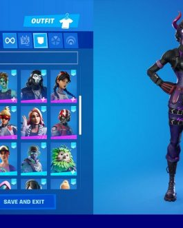 FN Account, Minty Pickaxe, Season 5 and more!